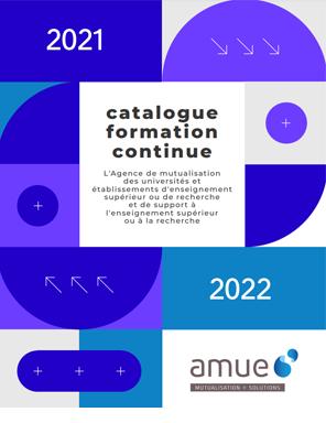Catalogue des formations Amue